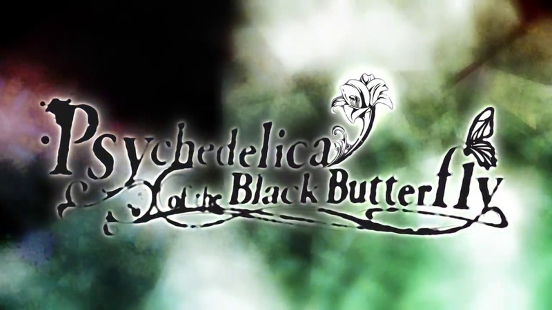 """""""Psychedelica of the Black Butterfly"""" on STEAM® 검은나비의 사이키델리카 스팀발매 확정!"""