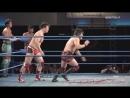 Jake Lee, Koji Iwamoto, Keiichi Sato vs. Kento Miyahara, Yoshitatsu, Naoya Nomura (AJPW - Dynamite Series 2018 - Day 11)