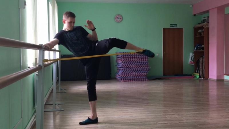Упражнения для хайкика