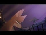 Silhouette Owl City  Fan Animated VivziePop Furry