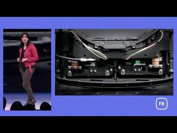 Facebook zeigt den Oculus Half Dome Prototyp