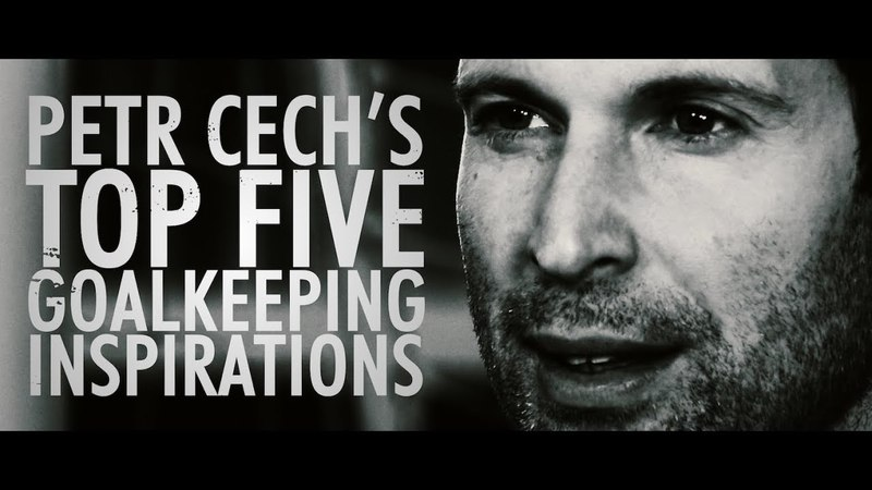 Who are Petr Cech's top 5 keepers