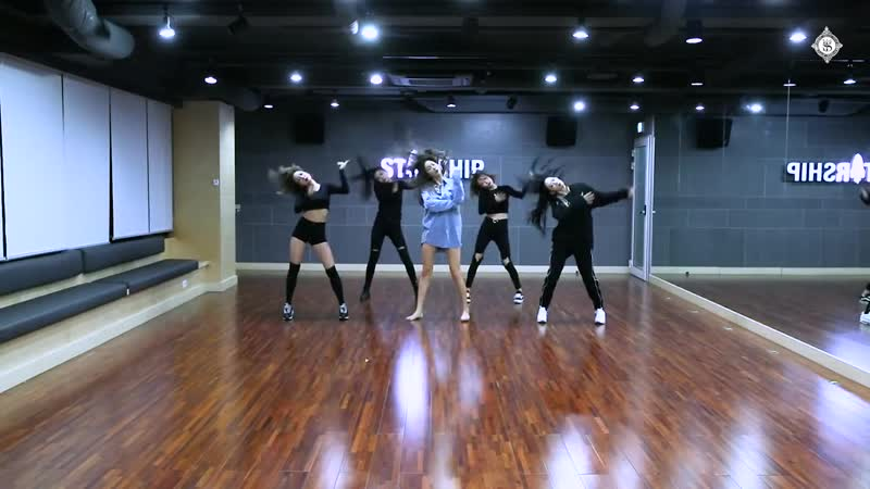 [Dance Practice] SOYOU - All Night (PROD. Groovy Room, OREO) With. SIK-K