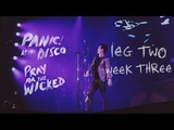Panic! At The Disco - Pray For The Wicked Winter Tour (Week 3 Recap)