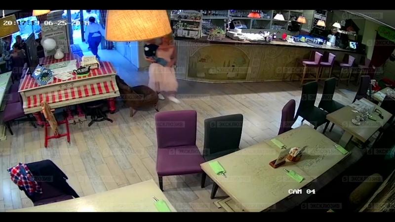 Похищение ребенка звезды шоу «Голос» попало на видео