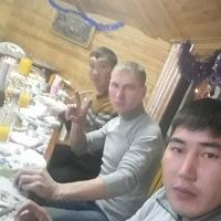 Анкета Баир Хажеев