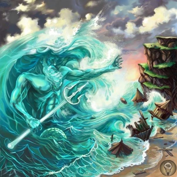 Кто скрывается за образом Водяного Легенды и предания не возникают на пустом месте