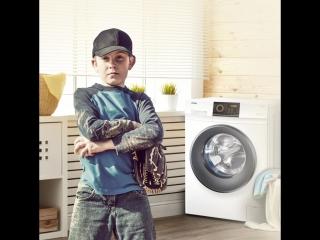 Системе Wave в стиральных машинах Haier