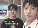 20170806 Yesung IG Video with Eunhyuk Donghae Chanyeol and Onew