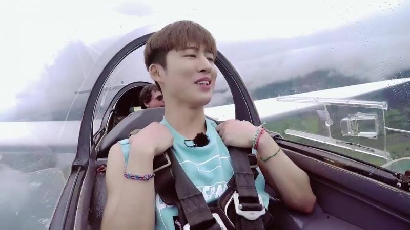 IKON 심쿵 청춘여행 - KT에서 7월 4일 첫 방송 - - iKON심쿵청춘여행 매주 수,토요일 저녁 6시 - - 아이콘 심쿵청춘여행 올레tv모바일 YG