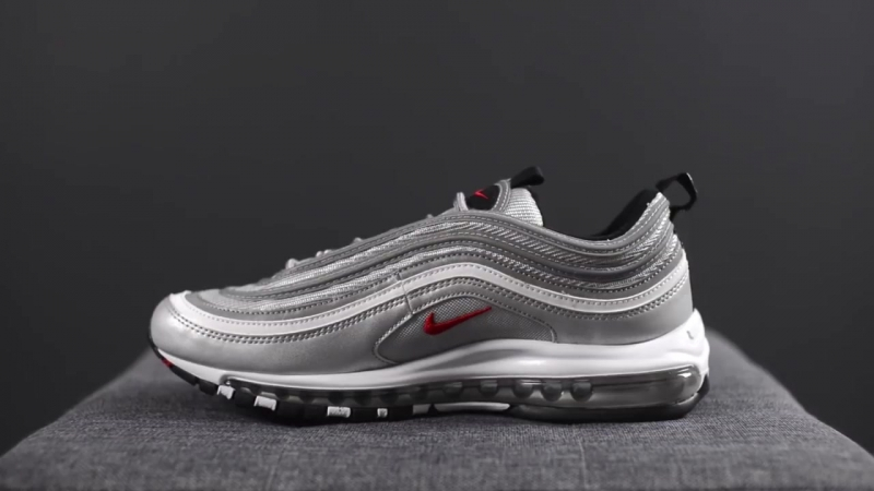 Review On-Feet_ Nike Air Max 97 OG QS Silver Bullet