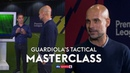 Pep Guardiola's insightful Manchester City tactical masterclass!