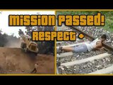 Mission Passed Respect + | Compilation 2017
