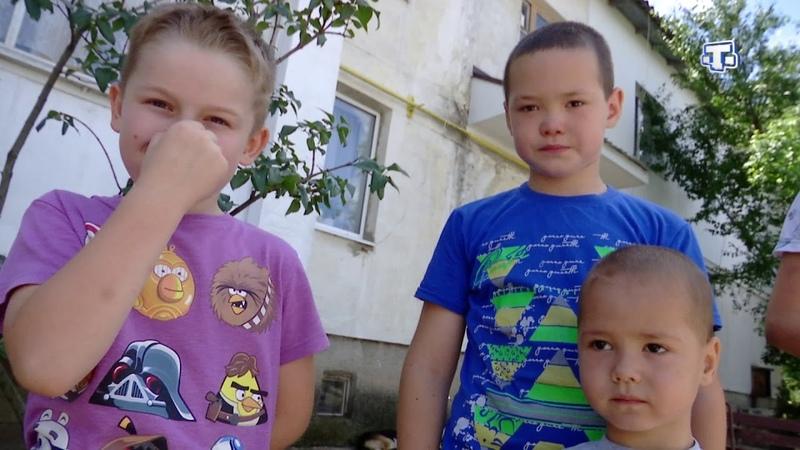 Жители села Первомайское жалуются на запах из пруда