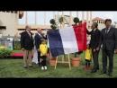 Церемония переименования стадиона в честь Дидье Дешама