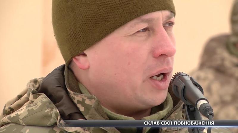 Пішов з посади командир 27-ої Сумської артбригади Валерій Ісмаілов