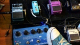 ShoegazeDream Pop Pedalboard - Modulation and Time Effects