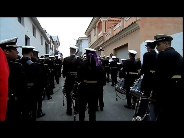 Marcha AVE MARIA CCTT Los Moraos Pollinica ALHAURIN de la TORRE 2018 Viernes de Dolores 23 03