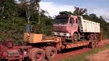 Габон - Самые Страшные и Жуткие Дороги в Мире