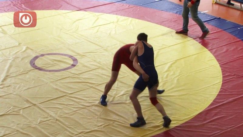 Региональный турнир по вольной борьбе Весна в Озёрном