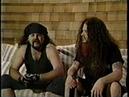 Pantera Dimebag Darrell Vinnie Paul Interview On Tour PBS 11 28 97