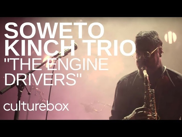 Soweto Kinch Trio - The Engine Drivers - Live @ Festival Sons Dhiver 2018