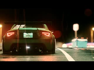 Toyota GT86 (Need For Speed 2015) Audio & Rain