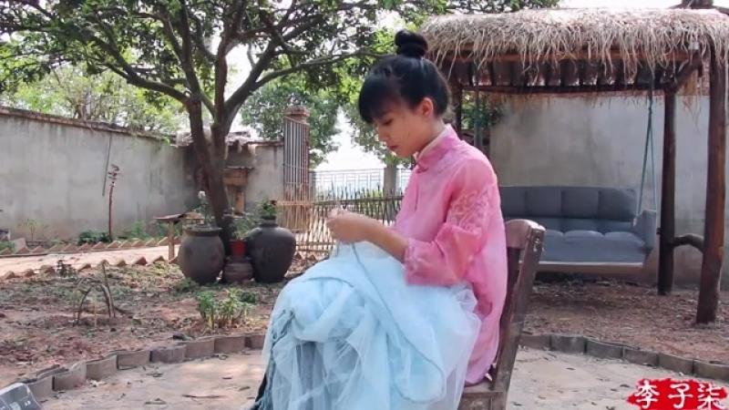 О неспешной жизни в одной китайской деревне