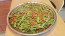 Зеленая фасоль с помидорами для заморозки BUZLUK TA TAZE FASULYEYİ BÖYLE SAKLAYIN DAHA GÜZEL OLACAK TADI DEYİŞMEYECEK