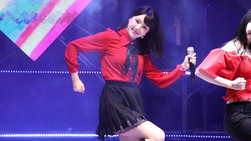 [4K] [180915] 여자친구 GFRIEND (예린 Yerin) - 여름여름해 Sunny Summer (양주 착한콘서트) 직캠/Fancam by PIERCE
