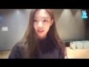 Видео послание Дженни для Чимина