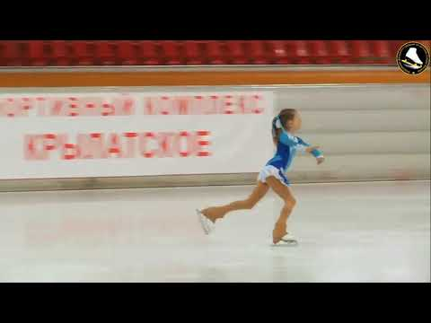 Маргарита БАЗЫЛЮК - Margarita Bazylyuk - Кубок ГБУ СК Крылатское 2018
