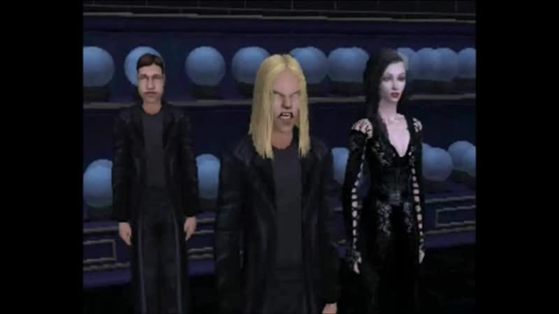 The Sims 2 Гарри Поттер и Орден Феникса – Глава 35. По ту сторону занавеса