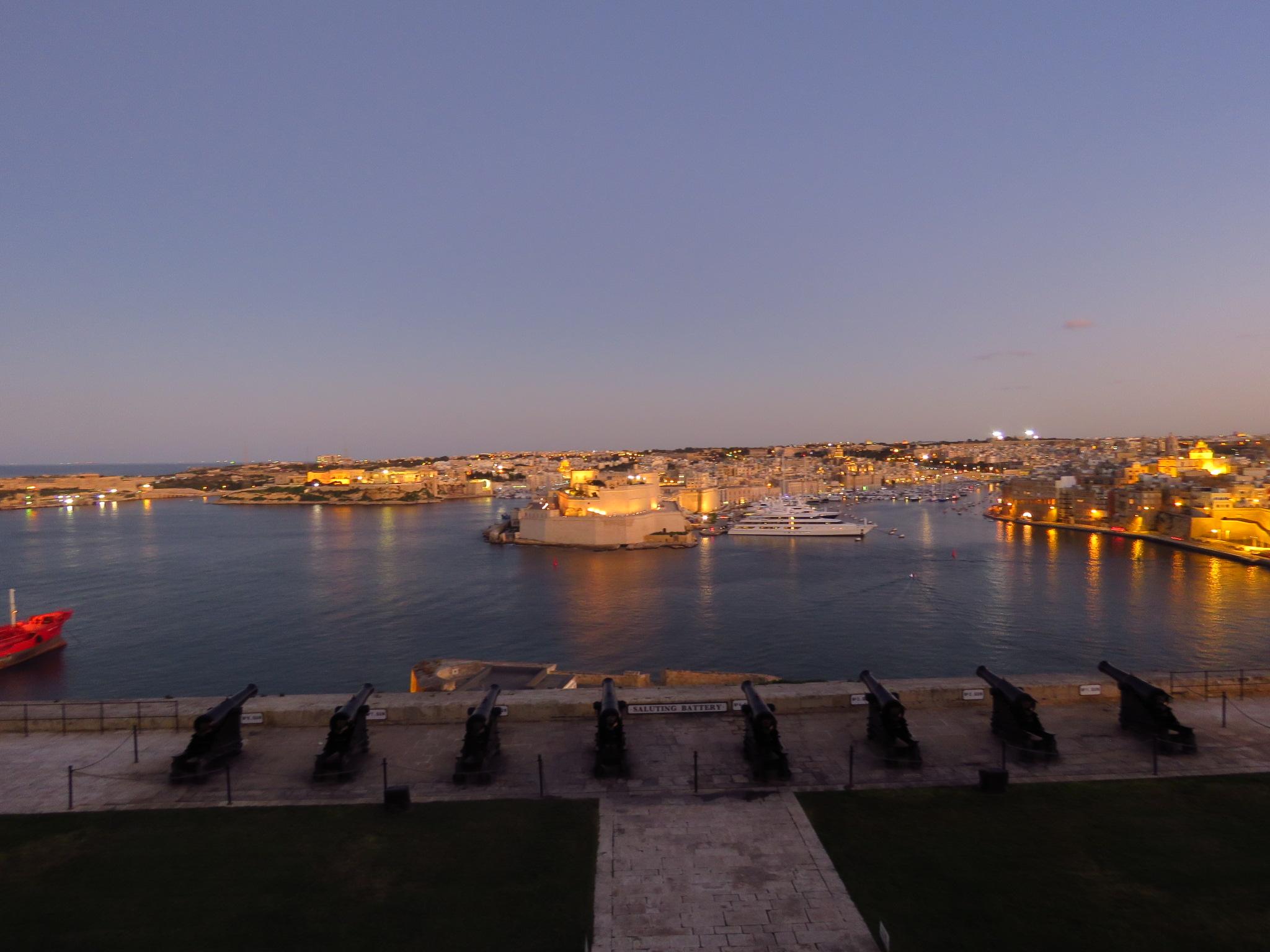Исла, Мальта. Средневековые хрущёвки