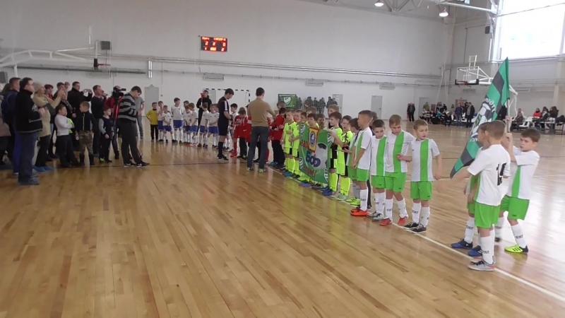 Награждение. Ч.О. по мини-футболу 2018 (2009г.р.).