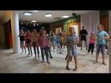 Танец Саши и Полины