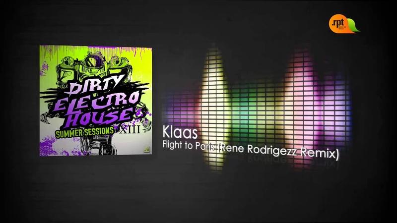 Klaas - Flight to Paris (Rene Rodrigezz Remix) II.rpt