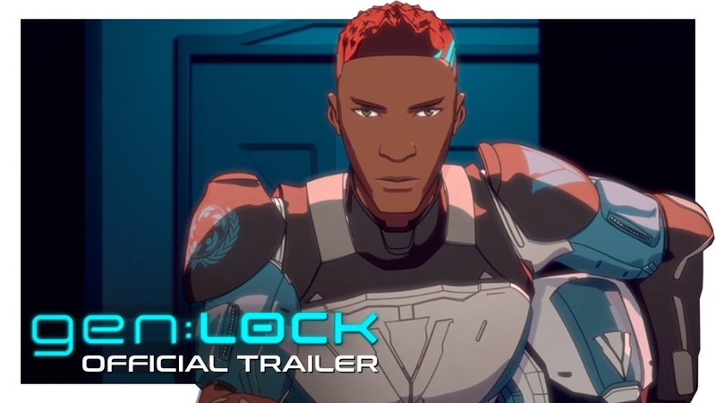 GenLOCK - Official Trailer | Only on Rooster Teeth