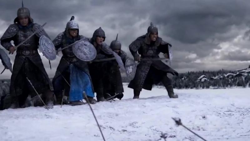 Легенда о Коловрате Ближний бой в малом строю