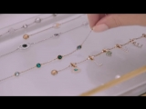 The Swarovski Remix Collection Lights Up Martha Hunt's Look for Fall 2018 ( 720 X 1280 ).mp4