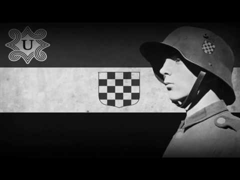 Ustaška koračnica Марш усташей рус субтитры
