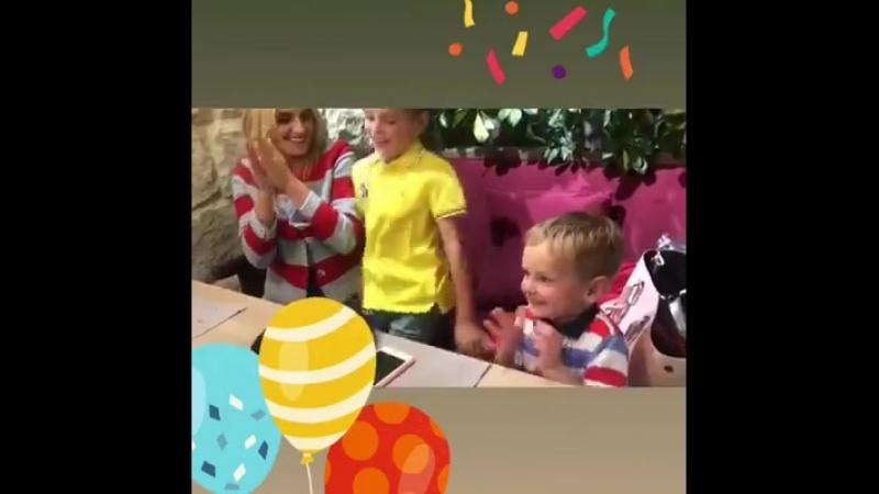 Святкуємо день народження Юрчика (25.05.2018)