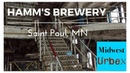 Abandoned Hamm's Brewery, St. Paul, MN Brewhouse