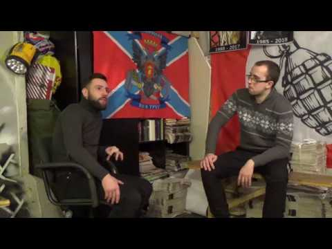 Зассал нацболы обсуждают журналиста Веселовского