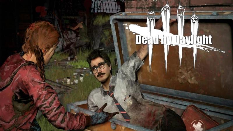 Скримеры Live в DBD - Dead by Daylight - 6