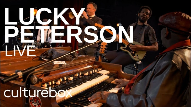 Lucky Peterson (full concert) - Live @ Banlieues Bleues 2018