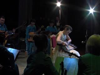 Государственный ансамбль народных инструментов «Марий кундем» отметил 35-летний юбилей