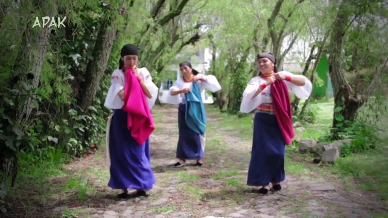 Danza AYANAI - Trigo Ukupi