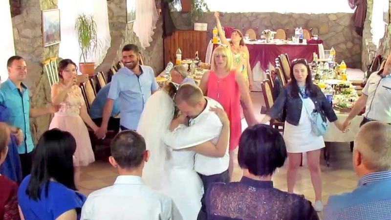 Первый танец молодоженов на свадьбе 2018 Запорожье тамада ведущая Мария