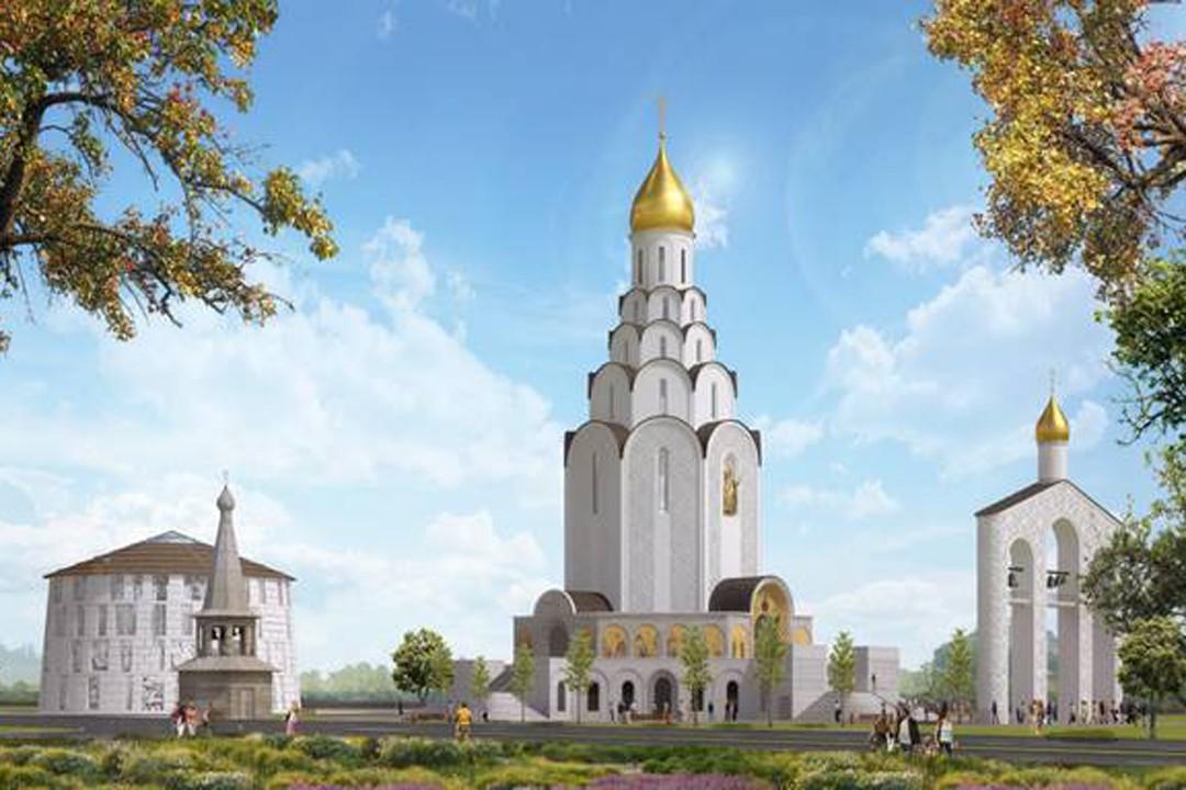 Федун выделил более 3 млн рублей на храм в Тушине